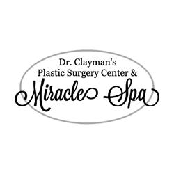logo of clayman plastic surgery