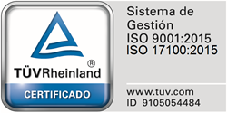 ISO 9001 - ISO 17100 iDISC