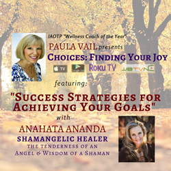 Paula Vail interviews Anahata Ananda on WBTVN