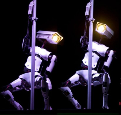 "Robot Strippers Invade Sapphire, ""The World's Largest ..."
