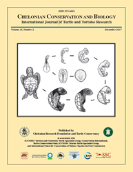 Chelonian Conservation and Biology, Volume 16 Issue 2 cover