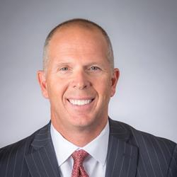 Garen Throneberry, Schumacher Clinical Partners, Division III President