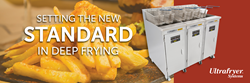 The UltraPro 14 offers all the standard features you want to streamline your frying operation.