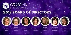 2018 Women in the Channel Board