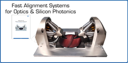 Alignment for Optics & Silicon Photonics catalog