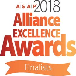 2018 ASAP Alliance Excellence Awards Finalists