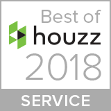 Best Of Houzz 2018 Customer Service Badge