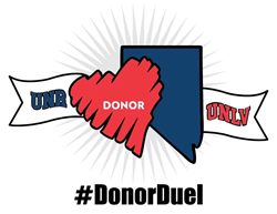 Donor Duel Between UNLV and UNR Promotes Donor Registration in Nevada