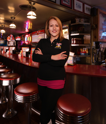 Jamie Lemay, District Manager, Red Arrow Diner