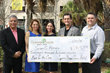 Cypress Bayou Casino Hotel Donates Over $28,000 to Komen Acadiana