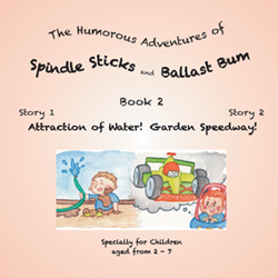 Book Presents Second in Series of Short Bedtime Sories for