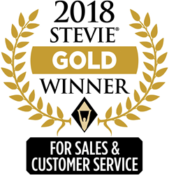 Gold Stevie Award