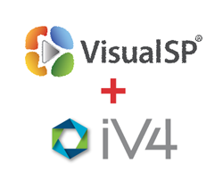 VisualSP Partners with iV4