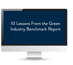10 Lessons from the 2018 Green Industry Benchmark Report