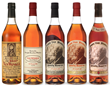 Raffle items include a rare collection of Pappy Van Winkle Bourbons