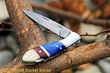 "DKC Knives Releases New Line: The Handcrafted Damascus Steel ""LITTLE JAY Series"" of Pocket Knives"