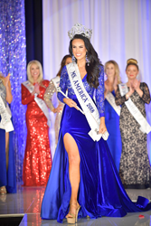 Brittany Wagner, from Wisconsin was crowned Ms. America® 2018 at the national pageant held Saturday, March 10, 2018 at the Queen Mary in Long Beach, California.