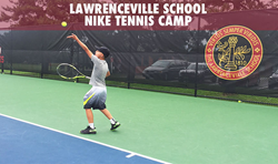 Nike Tennis Camp at Lawrenceville School