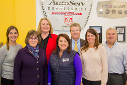 Spaulding Youth Center Receives $50,000.00 Pledge from AutoServ of Tilton