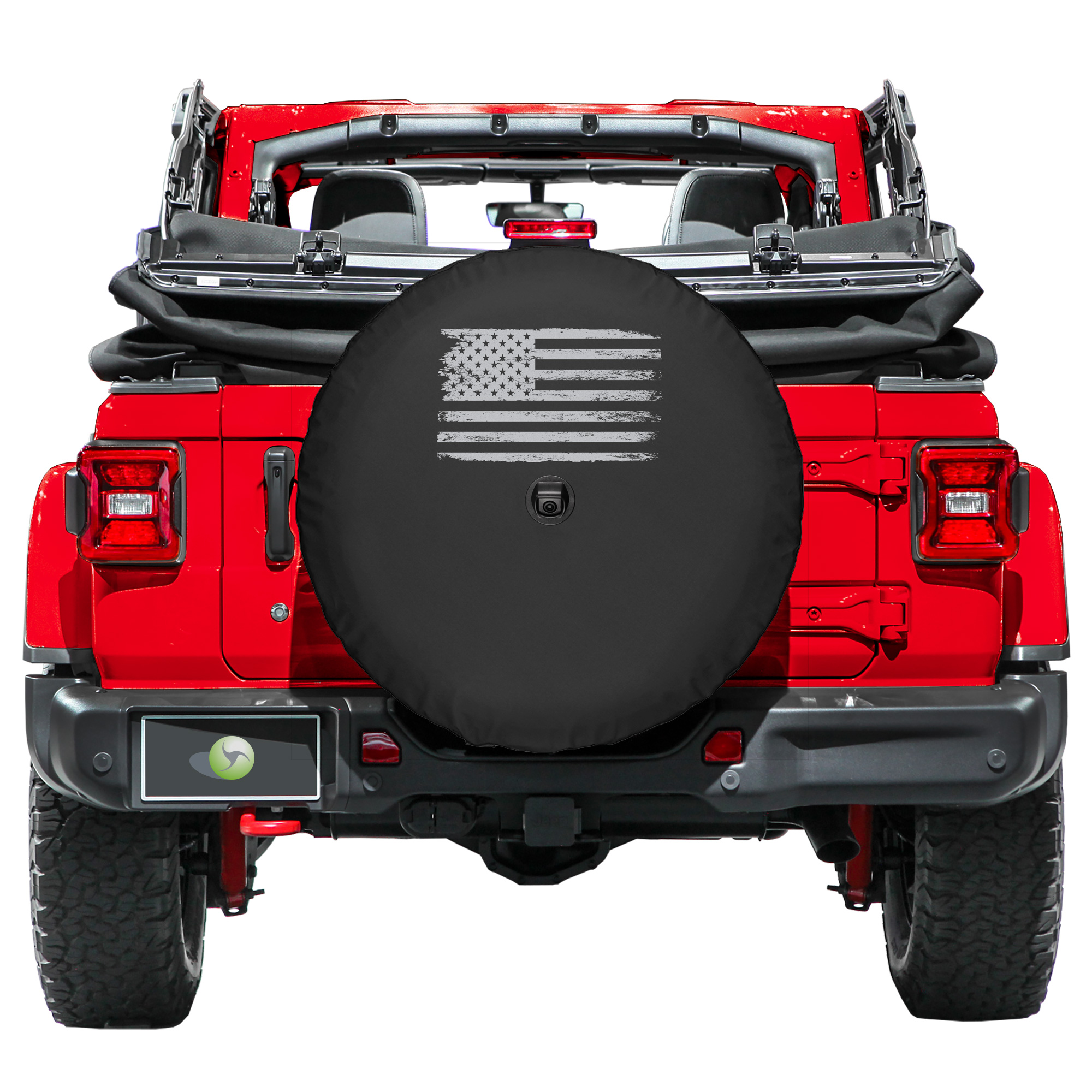 boomerang launches tire cover line designed for new jeep. Black Bedroom Furniture Sets. Home Design Ideas