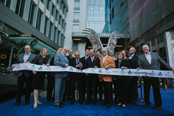 Embassy Suites by Hilton, a global brand of upscale, all-suite hotels from Hilton (NYSE: HLT), announced today the opening of a new hotel located in Pioneer Square, Seattle's first neighborhood.