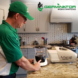 Germinator's New State of the Art Sanitizing Technology