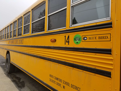 North Crawford School District has added Blue Bird propane fueled school buses to its fleet.