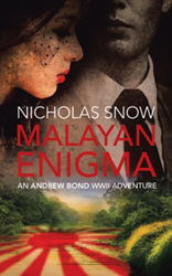 Nicholas Snow Launches Marketing Campaign for 'Malayan Enigma' Photo