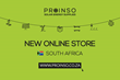 PROINSO Launch New and Enhanced Solar PV Online store in South Africa