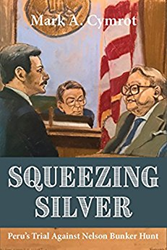 Squeezing Silver - book cover