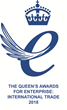 The Queen's Awards for Enterprise, International Trade 2018