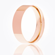 Element Ring in 18K Rose Gold, by Carbon 6