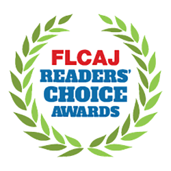 Florida Community Association Journal Awards TOPS Software the Platinum Readers Choice Award for Community Association Technology