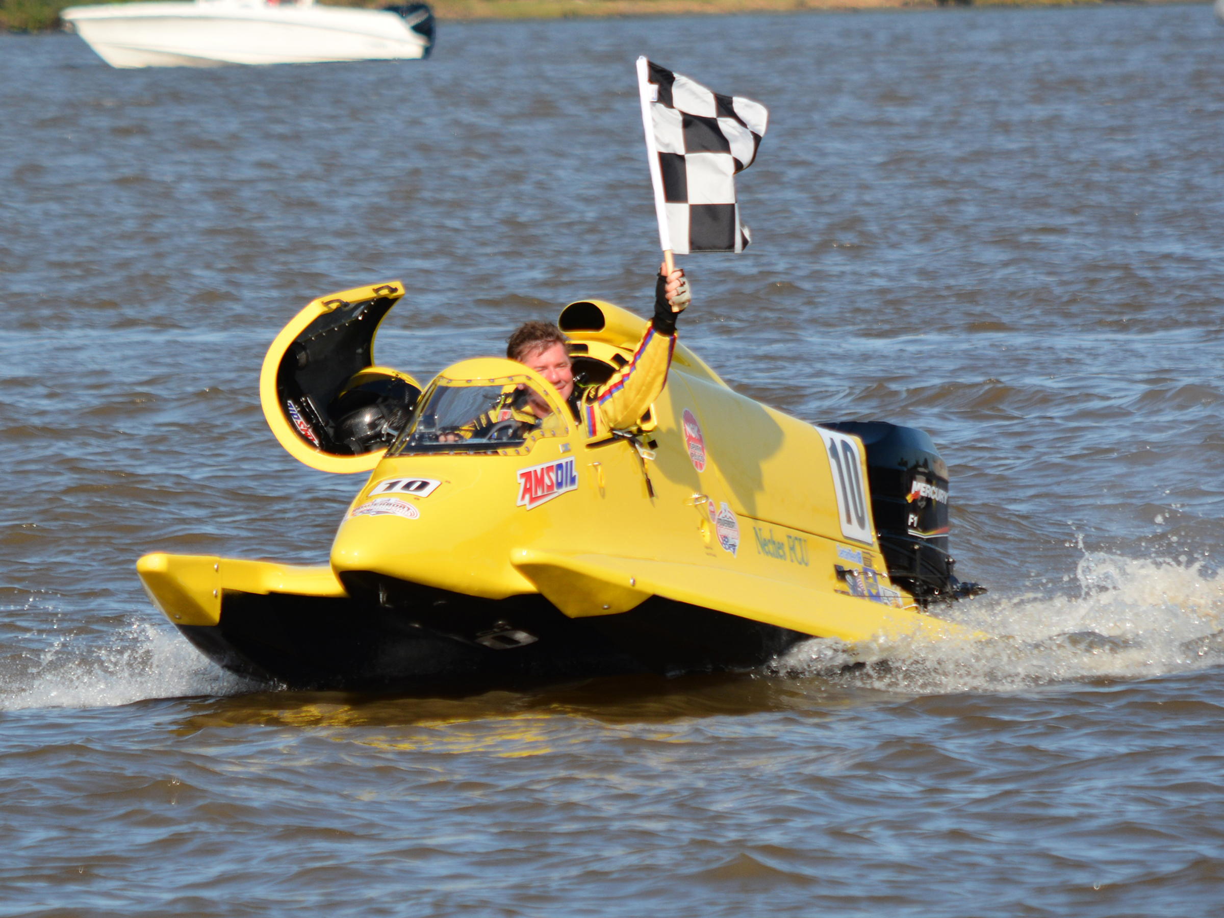 2018 NGK F1 Powerboat Championship 1st Race at the Port