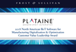 Plataine Wins FROST & SULLIVAN Customer Value Leadership Award for its Manufacturing Digitization & Optimization Solutions