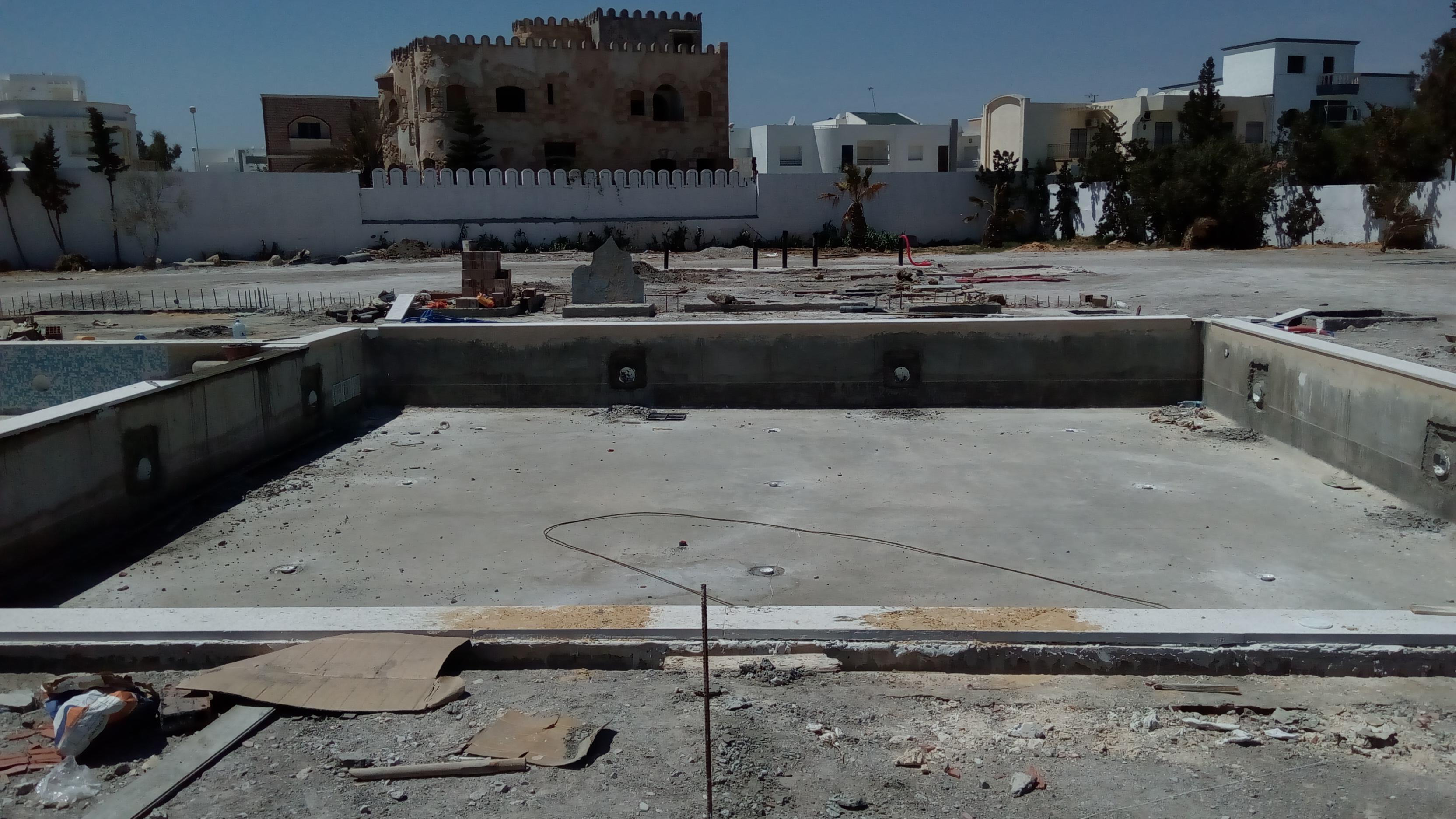 Keeping the Salt Out: PENETRON Waterproofs Mediterranean Hotel