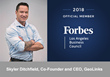 GeoLinks' CEO, Skyler Ditchfield, Accepted into Forbes Los Angeles Business Council