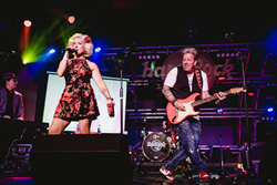 The Swansons, a Southern California Country Rock Band opened for the 2018 Las Vegas F.A.M.E. Awards show by performing three songs at the ceremony on the Las Vegas Strip at the Hard Rock Live!