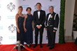 Caitlin Losi, Beverly Losi, HRH Prince Emanuele Filiberto of Savoy and James Losi