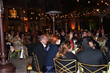 Guests at the Notte di Savoia Gala Enjoying the Neopolitan Song Performed by Actor Paul Sorvino