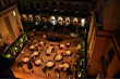 Panoramic View of the Notte di Savoia Evening Gala on the Terrace of the Montage Resort Beverly Hills CA April 28, 2018