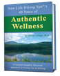 "Commemorative Copy of ""40 Years of Authentic Wellness"" by Jimmy LeSage, M.S."
