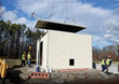 The Easi-Set prefabricated, all-precast concrete building system,