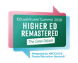 NRCCUA® Announces Featured Programming for Eduventures® Summit 2018: Higher Ed Remastered
