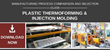 Plastic Thermoforming and Injection Molding Comparison and Selection Guide Now Available from Productive Plastics