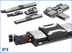 High Load Linear Stage Family: L-417 & V-417