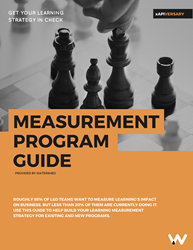 Guidebook: How to Create a Learning Measurement Strategy