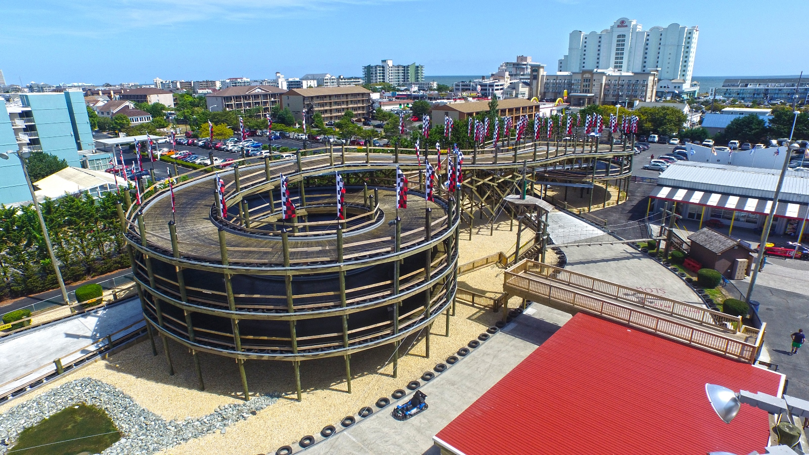 Top 10 Reasons To Visit Jolly Roger Parks In Ocean City Md