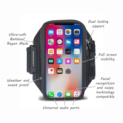 Armpocket X Features for iPhone X