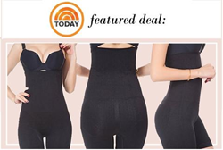Robert Matthew Fashion Brilliance High Waist Shapewear Shorts Featured on the Today Show